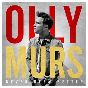 CD Olly Murs Never Been Better
