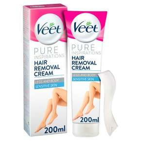 Veet Silk & Fresh Hair Removal Cream