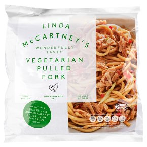Linda McCartney's Vegetarian Pulled Pork