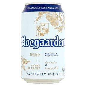Hoegaarden White Beer Belgium