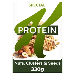 Kellogg's Special K Protein Nuts Clusters & Seeds Cereal
