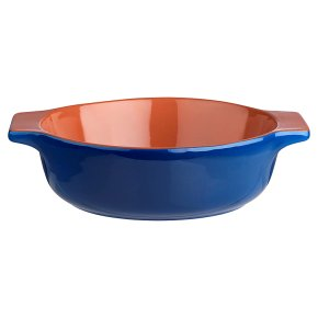 Waitrose Cooking Round Terracotta Oven Dish