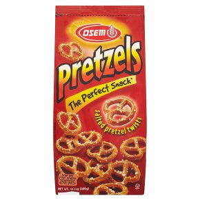Osem salted pretzel sticks