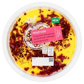 Waitrose World Deli Turmeric Houmous