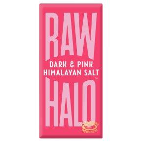 Raw Halo Dark & Pink Himalayan Salt