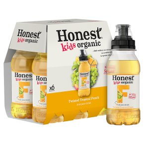 Honest Kids Twisted Tropical Punch