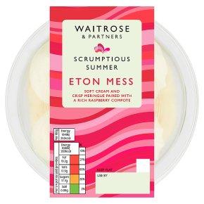 Waitrose Eton Mess