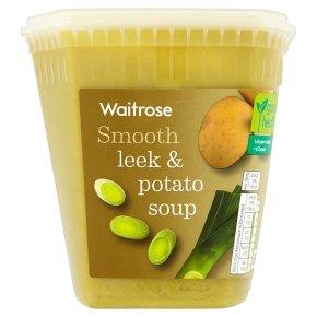 Waitrose Leek & Potato Soup
