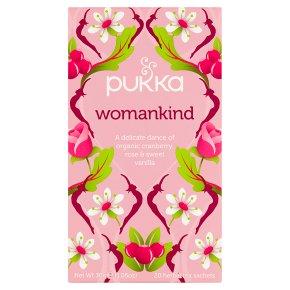 Pukka Womankind 20Herbal Tea Sachets