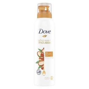 Dove Shower Mousse Argan Oil