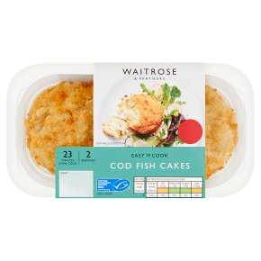 Easy to Cook Cod Fish Cakes with Cheddar Filling
