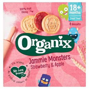 Organix Goodies Jammie Monsters