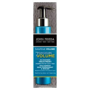 John Frieda 7 Day Volume In-Shower