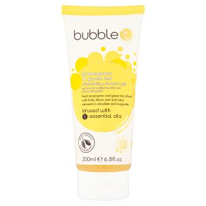 Bubble T Lemongrass Shower Gel