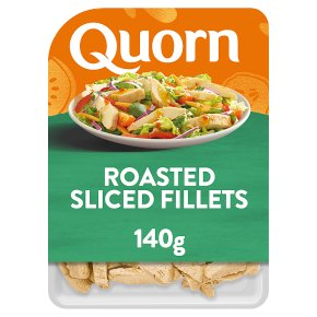 Quorn roast style sliced fillets