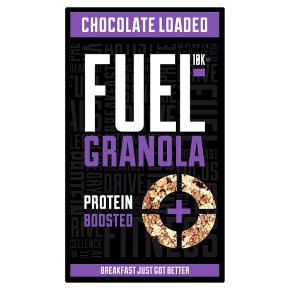 Fuel 10k Chocolate Loaded Granola