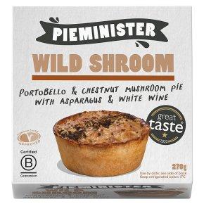 Pieminister Wild Shroom Pie