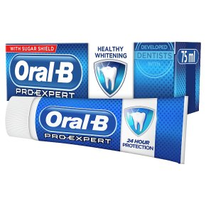 Oral B Pro Expert Whitening Toothpaste
