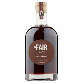 Fair Café Liqueur 100% Fairtrade