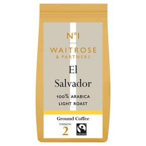 Waitrose 1 El Salvador Ground Coffee