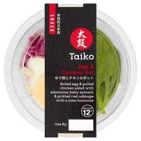 Taiko Egg & Chicken Pot