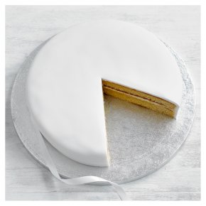 White Iced Cake Asda