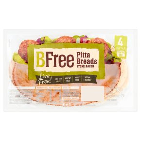BFree 4 Stone Baked Pitta