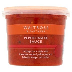 Waitrose Tangy Pepperonata Sauce