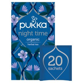 Pukka Night Time 20Herbal Tea Sachets
