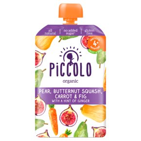 Piccolo Pear, Fig & Butternut Squash