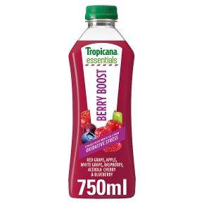 Tropicana Essentials Berry Boost