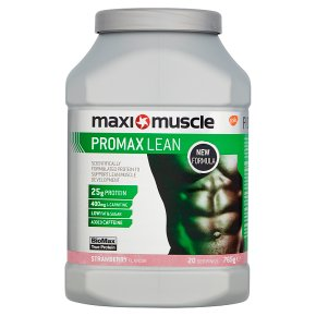 Maxi Muscle Promax Lean Strawberry