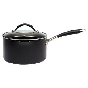 Waitrose Cooking Aluminium Saucepan & Lid
