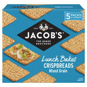 Jacobs Mixed Grain Crispbread