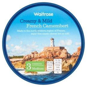 Waitrose French Camembert