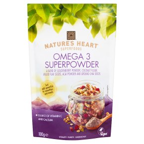 Nature's Heart Omega 3 Super Powder