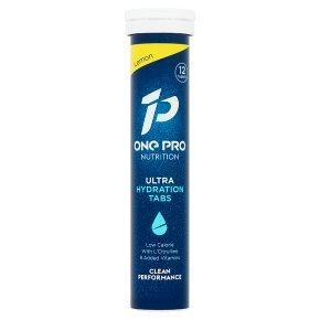One Pro Hydration Tabs Lemon