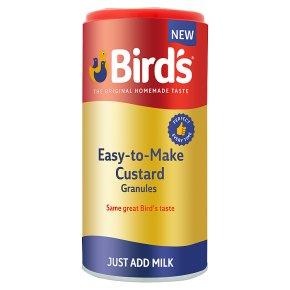 Bird's Easy-to-Make Custard Granules