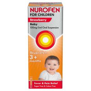Nurofen Baby Ibuprofen