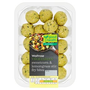 Waitrose Sweetcorn & Lemongrass Stir Fry