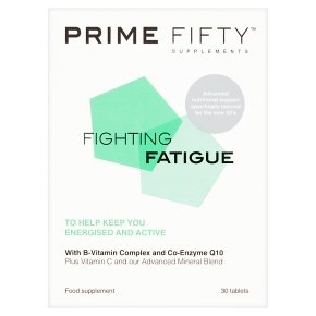 Prime Fifty Fighting Fatigue