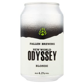 New World Odyssey Blonde