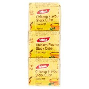 Telma Chicken Flavour Stock Cubes
