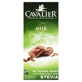 Cavalier FT Milk Chocolate w/Stevia
