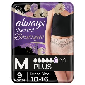 Always Discreet Boutique Pants Medium
