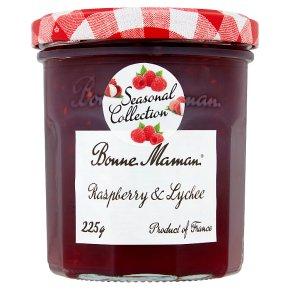 Bonne Maman Raspberry & Lychee Spread