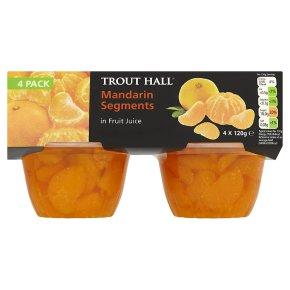 Trout Hall mandarin segments in fruit juice