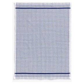 Waitrose Cooking Terry Tea Towel Blue