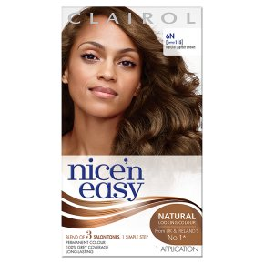 Nice n Easy Natural Lightest Brown 115 Hair Colour