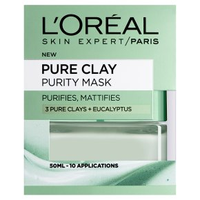 L'Oréal Pure Clay Purity Mask